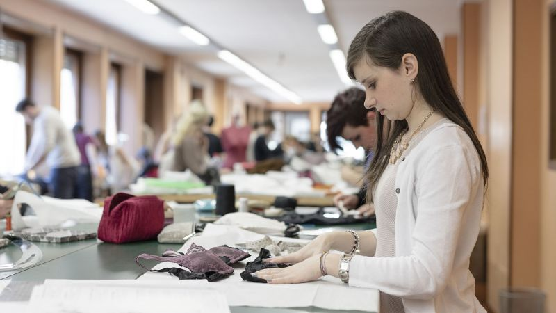 Istituto di moda burgo open day milano e roma for Burgo istituto