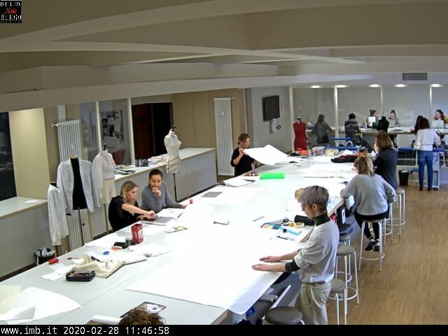 Webcam Scuola di Moda Roma