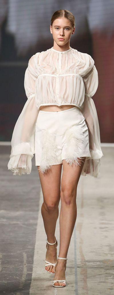Cristiana De Pietro Fashion Graduate 2019