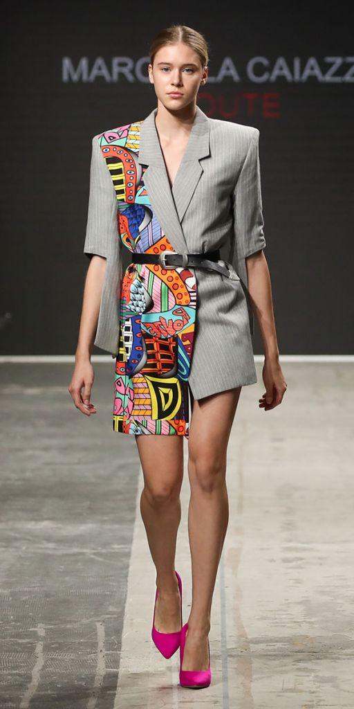Marcella Caiazzo Fashion Graduate 2019